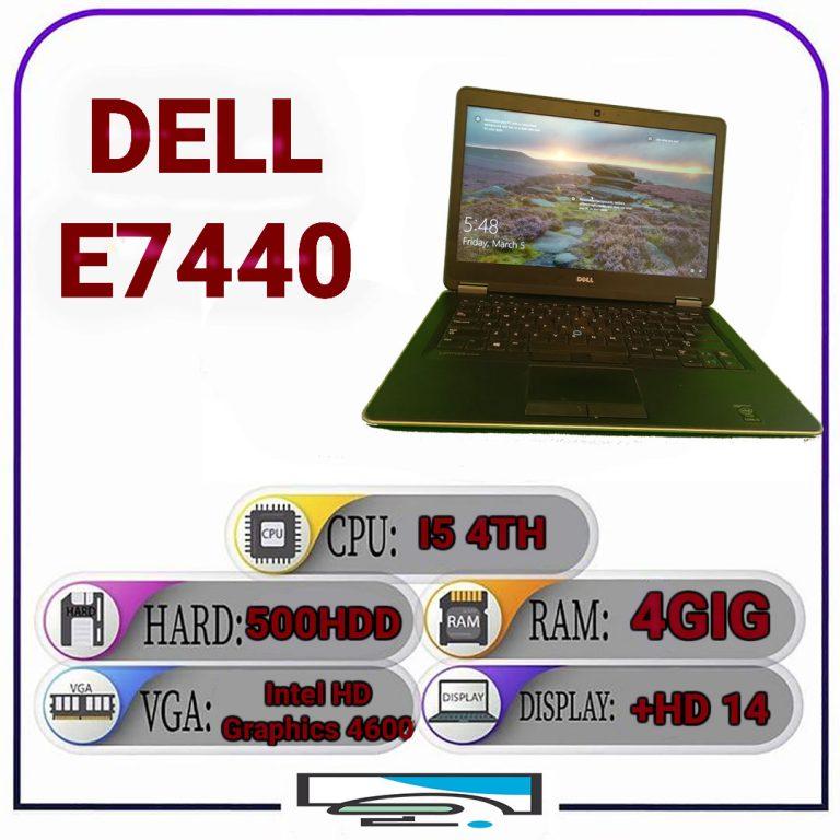 لپ تاپ دل E7440 Dell Latitude – E7440