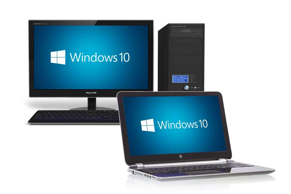 لپ تاپ یا کامپیوتر دسکتاپ